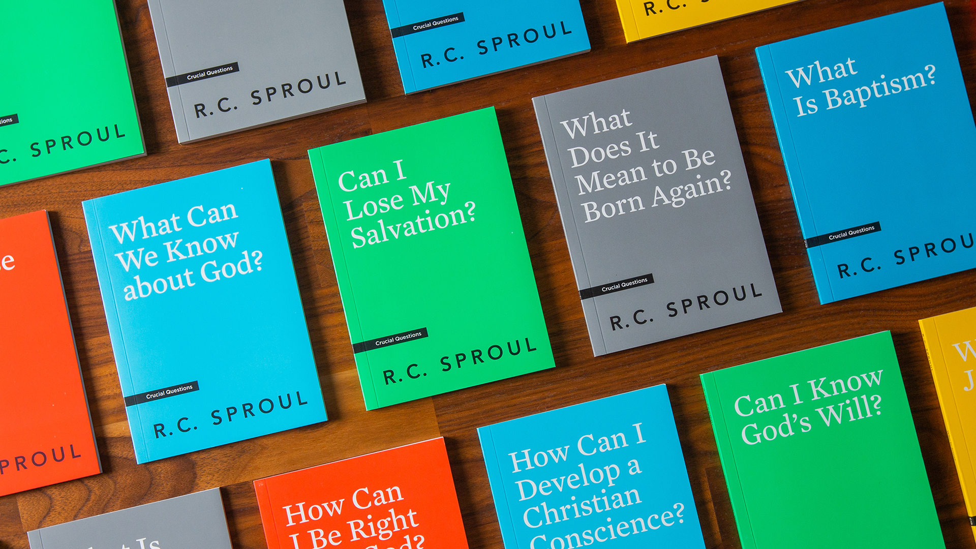 Crucial Questions: 30 Free eBooks from R C  Sproul