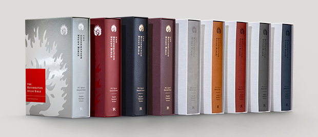 Final Day: 50% Off Reformation Study Bibles
