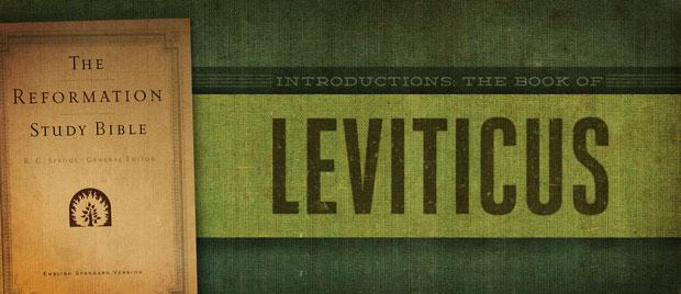 Introductions: Leviticus