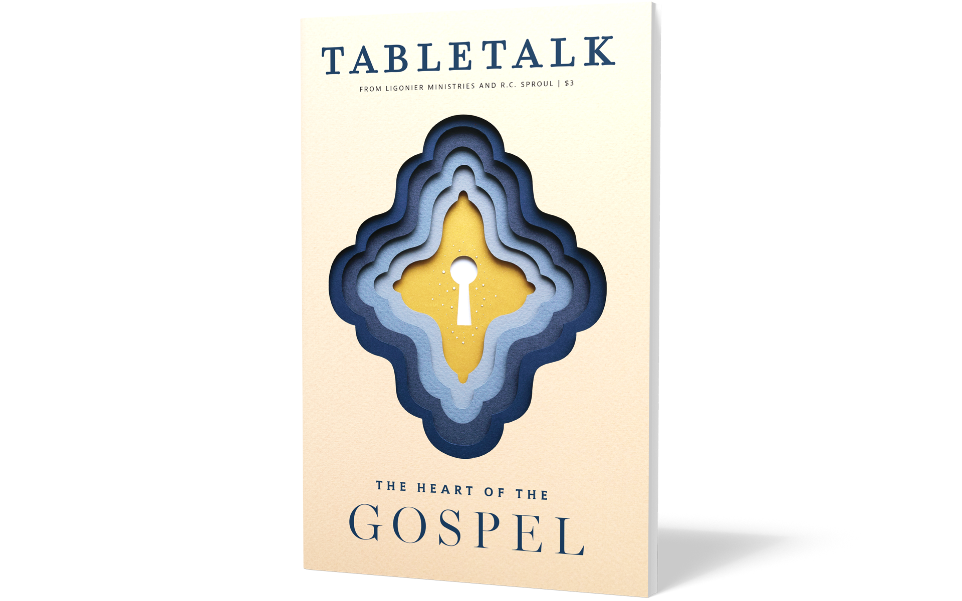 special Tabletalk issue 'The Heart of the Gospel'
