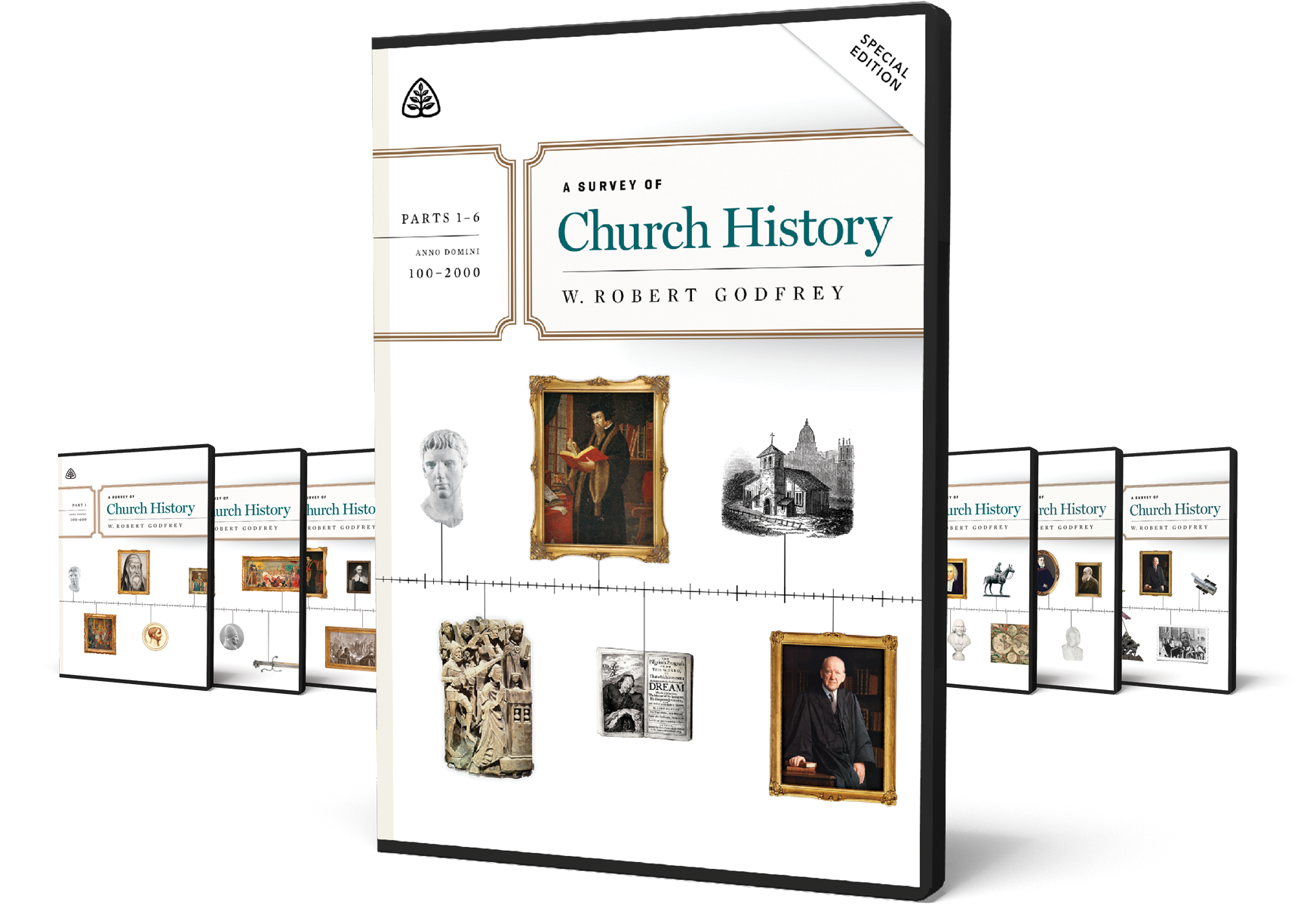 A Survey of Church History, Parts 1-6